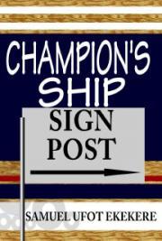 Championship Signpost