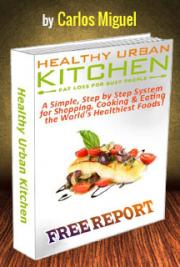 Healthy Urban Kitchen 100% Wheat Free, Stress free