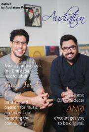 Audiation Magazine, Issue # 24