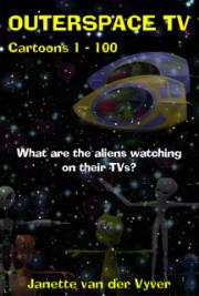 OuterspaceTV Cartoons Book 1