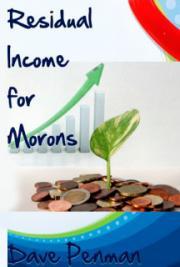 Residual Income for Morons