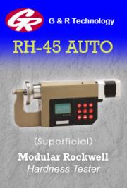 RH-45 AUTO (Superficial) Modular Rockwell Hardness Tester