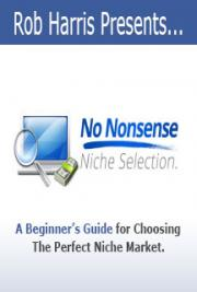 Free advertising books ebooks download pdf epub kindle no nonsense niche selection fandeluxe Images