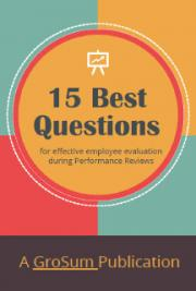 15 Best Questions For Effective Employee Evaluation