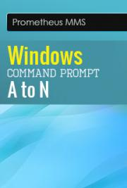 Windows Command Prompt- A to N