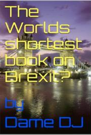 The worlds shortest book on Brexit