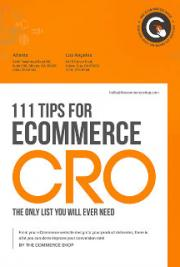 111 Tips For eCommerce CRO