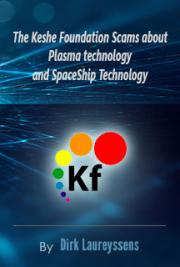 Keshe Foundation Plasma and Spaceship Scams