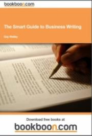 The Smart Guide to Business Writing