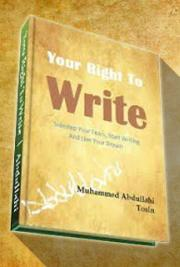 Your Right To Write