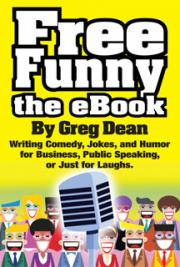 Free Funny the eBook: Writing Comedy, Jokes, and Humor