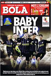 Tabloid BOLA ED 2745, Jumat, 24 Februari 2017