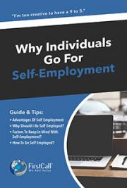 Why Individuals Go For Self-Employment