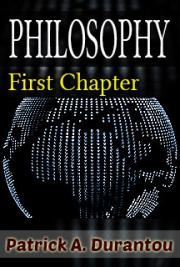 Philosophy First Chapter