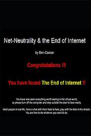 Net-Neutrality the End of Internet