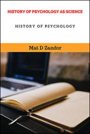 History of Psychology as Science