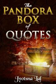 The Pandora  Box  of Quotes