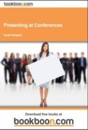 Presenting at Conferences cover