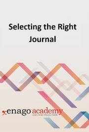 Selecting The Right Journal