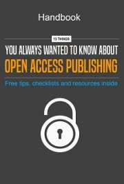 The Master Guide to Open Access Publishing