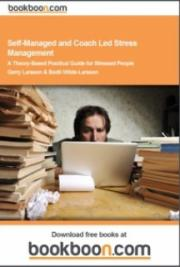 Self-Managed and Coach Led Stress Management cover