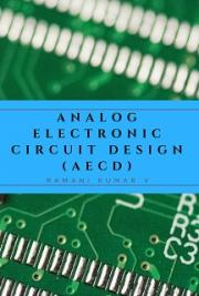 Analog Electronic Circuit Design (AECD)