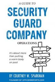 A Guide to Security Guard Company Operations