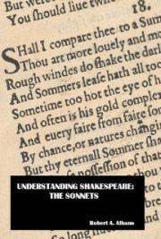 Understanding Shakespeare: The Sonnets