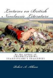 Lectures on British Neoclassic Literature