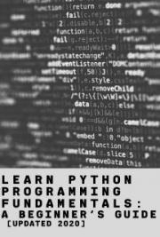 Learn Python Programming Fundamentals: A Beginner's Guide [Updated 2020]