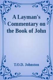 Layman's Commentary on John