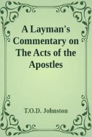 Layman's Commentary on Acts