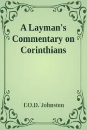 Layman's Commentary on Corinthians