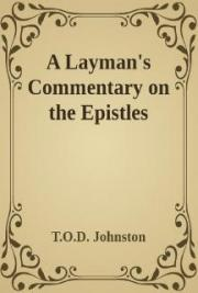 Layman's Commentary on the Epistles of Paul, volume 3