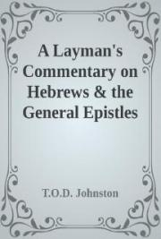Layman's Commentary on Hebrews and the General Epistles