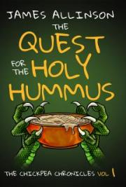 The Quest For The Holy Hummus