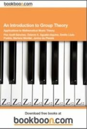 An Introduction to Group Theory