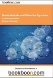 Matrix Methods and Differential Equations