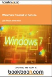 Windows 7 Install to Secure cover