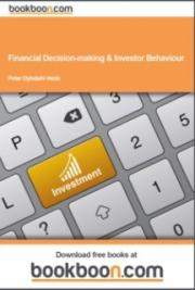 Financial Decision-Making & Investor Behaviour