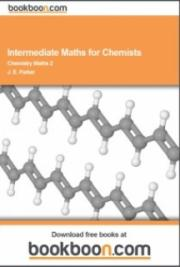 Intermediate Maths for Chemists