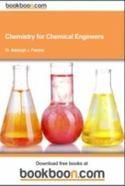 Chemistry for Chemical Engineers cover