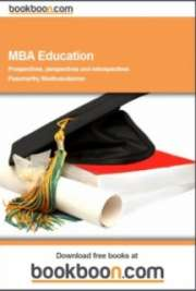 Logo for MBA Education