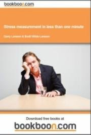 Stress measurement in less than one minute cover