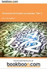 Advanced Stochastic Processes: Part II