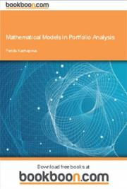 Mathematical Models in Portfolio Analysis