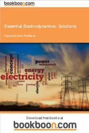 Essential Electrodynamics: Solutions