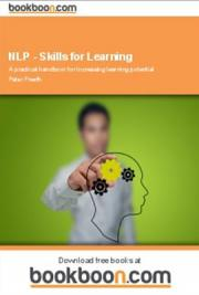 NLP - Skills for Learning