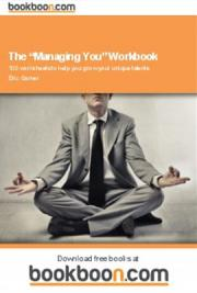 "The ""Managing You"" Workbook"