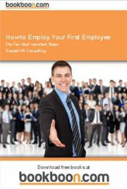 How to Employ Your First Employee